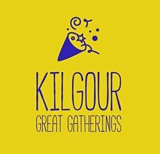 Kilgour School PTA:  Great Gatherings logo