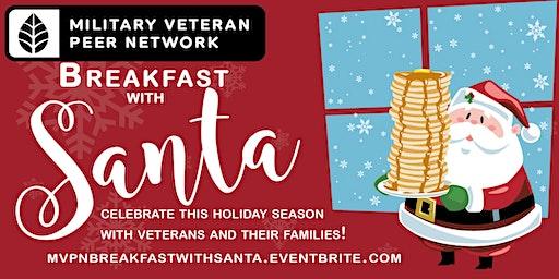 Annual MVPN Christmas Celebration: Breakfast with Santa!