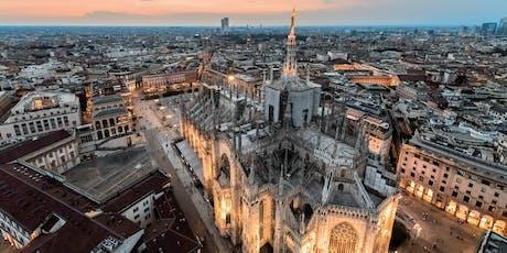 CFM / Milano Vista dal Cielo - Aperitivo e Incontro con l'Autore tickets