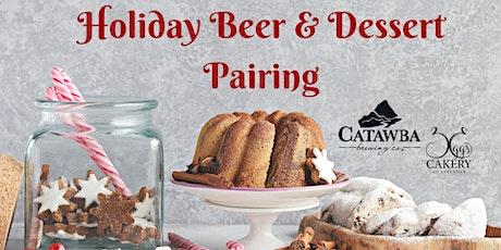Holiday Dessert & Beer Pairing! tickets