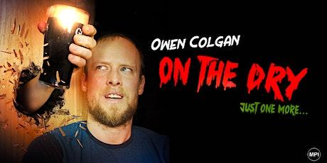 Owen Colgan tickets