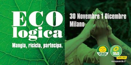 ECOlogica - Mangia, ricicla, partecipa. biglietti