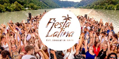Fiesta Latina Boat Party 2020