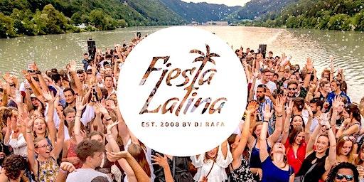 Fiesta Latina Boat Party 2020