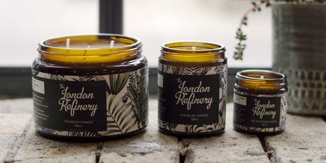 Candle Making Workshop with the London Refinery tickets