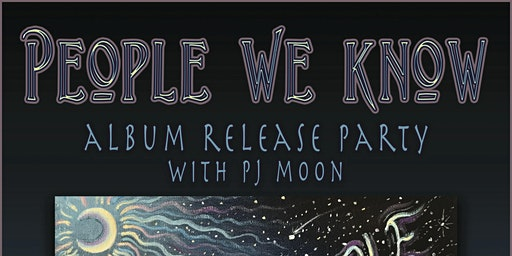 People We Know CD Release Party
