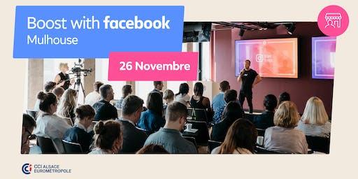 Boost with Facebook avec la CCI Alsace Eurométropole
