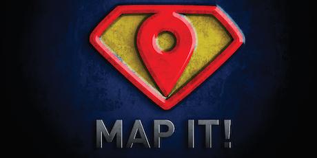 GIS@MSF Geneva Mapathon tickets