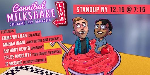 Cannibal Milkshake: Live!
