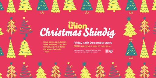 Christmas Shindig (Friday 13 December, 2019)