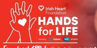 CPR 1 hour Hands for Life Free Training