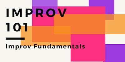 Improv 101: Improv Fundamentals (Seacoast) - Winter 2020