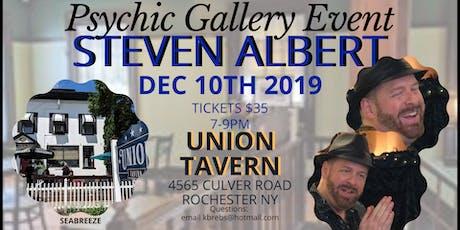 Steven Albert: Psychic Gallery Event - Union Tavern 12/10 tickets
