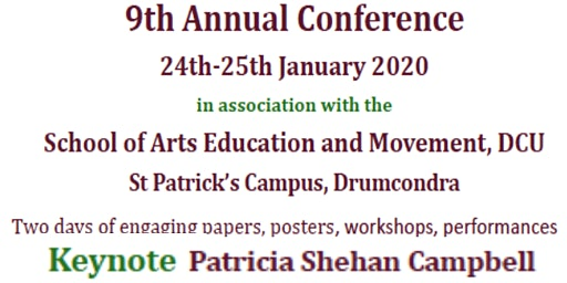 9th Annual Conference of the Society of Music Education in Ireland