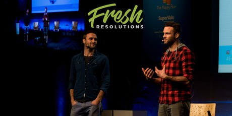 Fresh Resolutions with The Happy Pear tickets