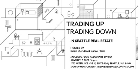 Trading Up + Trading Down | Seattle Real Estate Market tickets