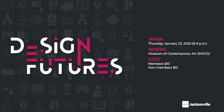 Design Futures tickets