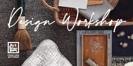 Art Van Design Workshop: How to Design a Room You Love tickets
