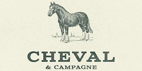 Farmers Table chez Cheval et Campagne avec Faux Berger billets