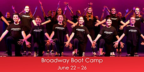 June Broadway Boot Camp tickets