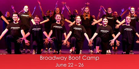 June Broadway Boot Camp tickets