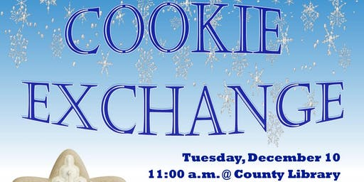 The Great Holiday Cookie Exchange @ County