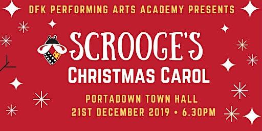 Scrooge's Christmas Carol
