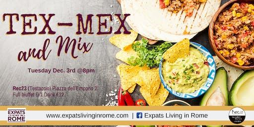 Rome Expats TEX MEX and Mix Night!