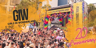 Girls in Wonderland Gay Orlando / Passes / June 4-7,2020