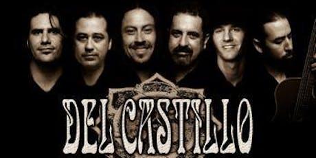 Del Castillo tickets