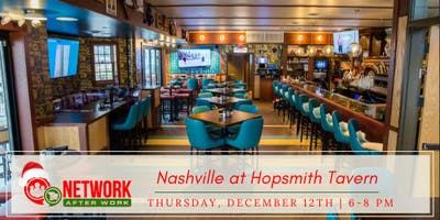Network After Work Nashville at Hopsmith Tavern