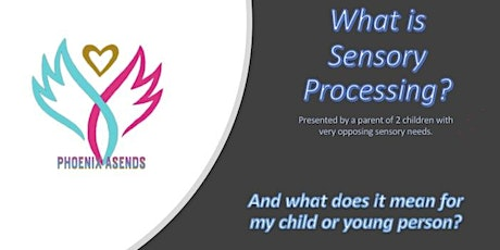 Sensory Processing information session. tickets