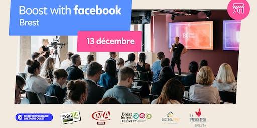 Boost with Facebook avec la CCI Bretagne Ouest