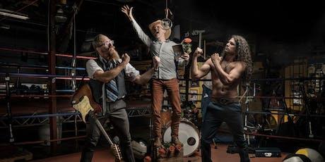 Jonathan Byrd & The Pickup Cowboys tickets
