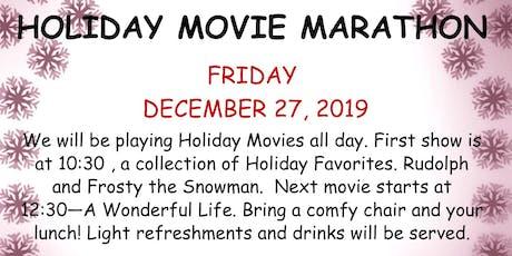 Holiday Movie Marathon tickets