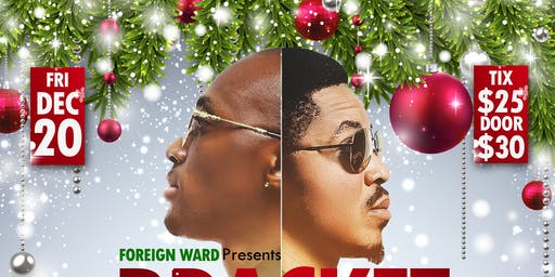 BRACKET Live In Fargo ND (ALL WHITE XMAS AFFAIR)