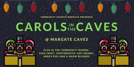 Carols in the Caves: 3pm service tickets