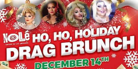 Ho, Ho Holiday Drag Brunch! tickets