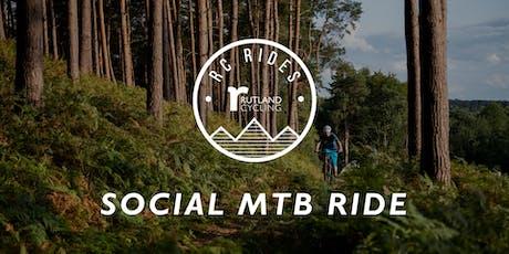 MTB Social - Woburn Sands tickets