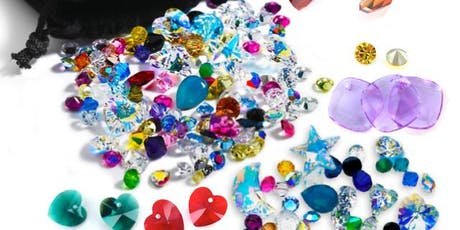 Neal's Yard Goodie Bag and Crystal Beads Earring Workshop tickets