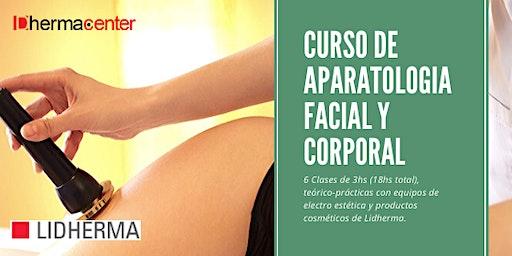 Curso de Aparatología Facial y Corporal Febrero