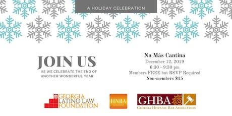 2019 GHBA, GLLF & HNBA Holiday Celebration tickets