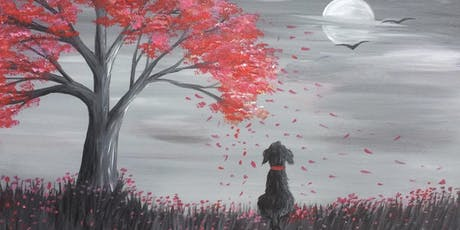 Niagara Safe Haven Dog Rescue- Paint Nite Fundraiser tickets