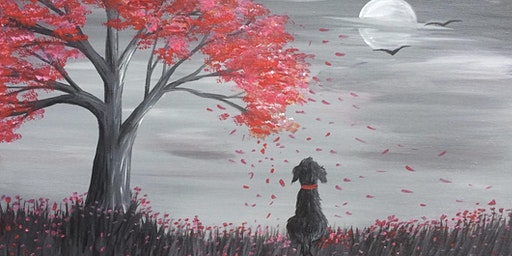 Niagara Safe Haven Dog Rescue- Paint Nite Fundraiser