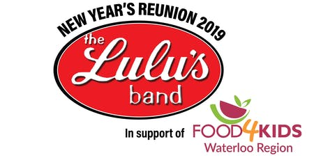 Lulu's Band New Years Reunion  2019 tickets