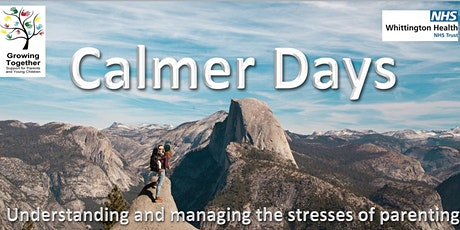 Calmer Days @ Moreland Children's Centre tickets
