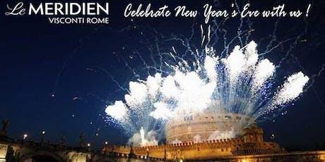 Capodanno 2020 - Le Meridien Visconti Rome: New Year's Eve - 0698875854 tickets