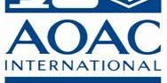 Southern Section of AOAC INTERNATIONAL 34th Annual Meeting