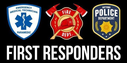 Dignity Memorial Police/Fire/EMS Appreciation Lunch - Brevard County - FREE