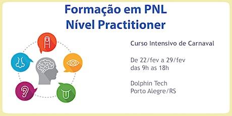 Practitioner em PNL ingressos